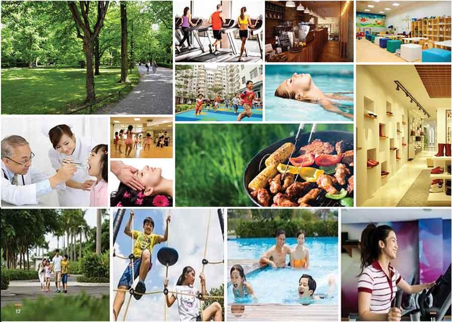 Tiện ích dự án Sun Group Hạ Long