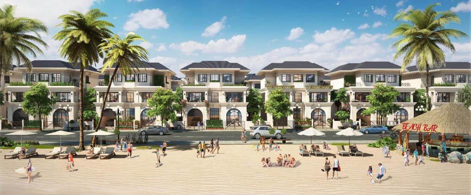 Quần thể dự án căn hộ chung cư sun hạ long