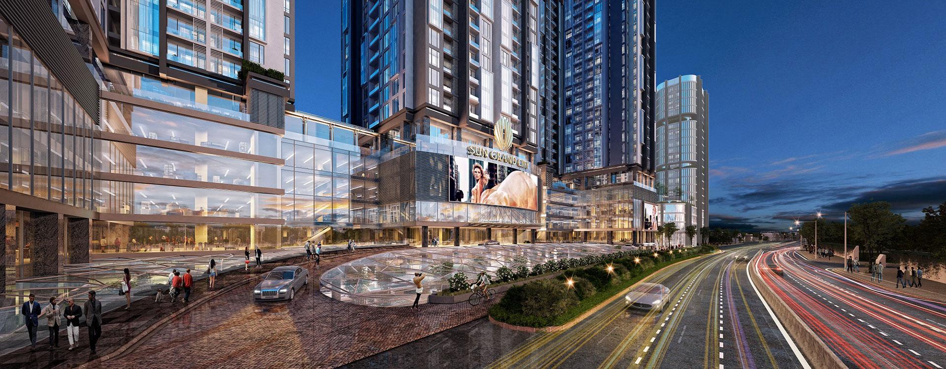 Đầu tư vào dự án Chung cư Sun Group Hạ Long