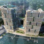 Mặt bằng dự án Chung cư Sun Group tại Bãi Cháy, thành phố Hạ Long